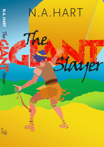 early cover for The Giant Slayer